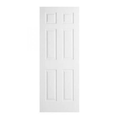 24X78 Interior Doors Six Panel Molded