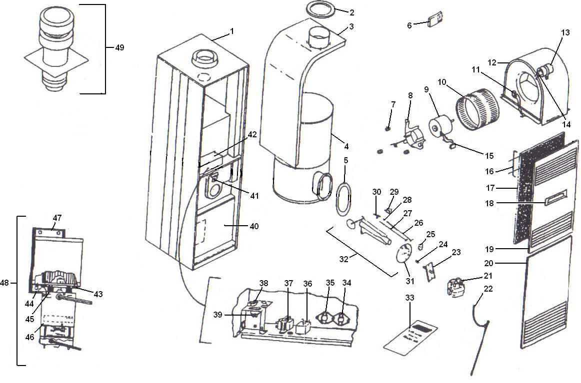 miller mobile home furnace filters