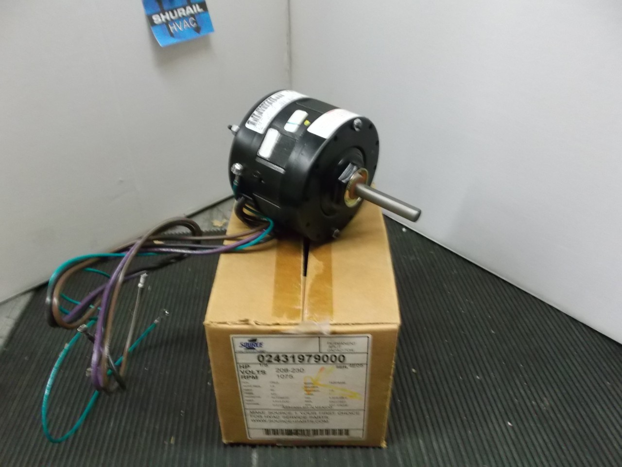 1 2hp Blower Motor 02426096000 19734 Mobile Home Furnace Pac036h1021a Coleman Evcon Wiring Diagram Fan
